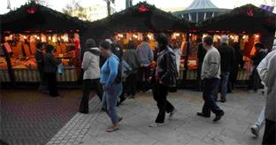 "Our survey says... Christmas market is ""pants"" but shops get thumbs up"