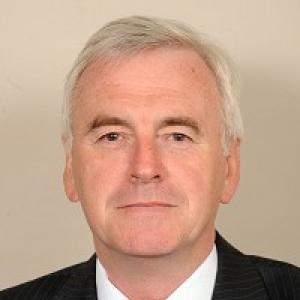 John McDonnell, Labour MP for Hayes and Harlington, is to run for Labour leader