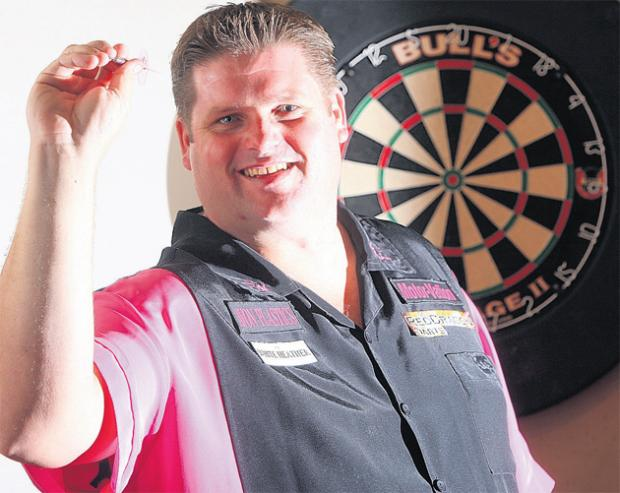 Darts: Scott Mitchell's World Championship dreams hindered by illness