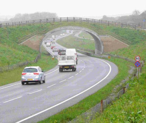 INVESTMENT: Weymouth Relief Road between Littlemoor and Mount Pleasant