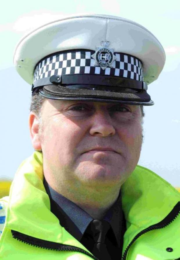 MORE PATROLS: Chief Inspector Matt Butler