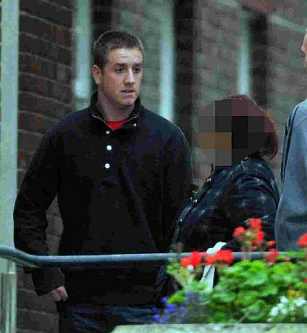 SENTENCED: Joe Scott at Dorchester Crown Court
