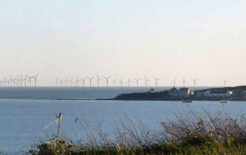 CONCERNS: How the proposed wind farm would look