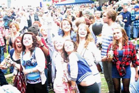The annual Party in the Park will be taking place at Ashley Cross in Poole