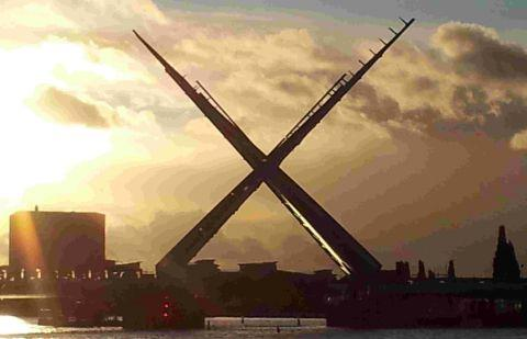 Anger as Twin Sails bridge closed overnight