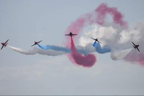 Red Arrows Aug 30