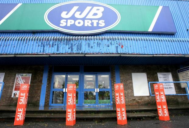 JJB Sports stores in Bournemouth to close