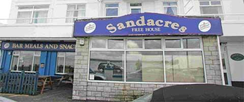 TIME CALLED: The Sandacres pub on Banks Road, in Sandbanks