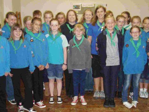 New leaders of the Second Radipole Guides