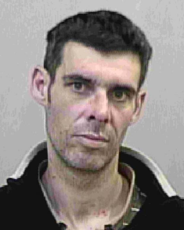 JAILED: Richard Damien Wood