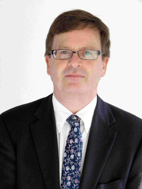 CONCERN: Dr Richard Steward headteacher of Woodroffe School
