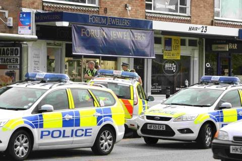 Man admits armed raid on Broadstone jeweller