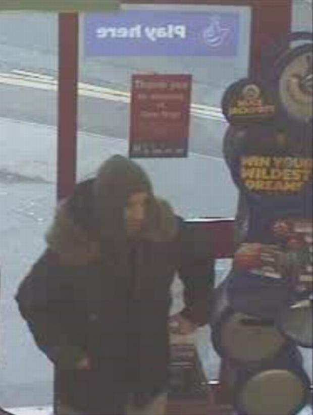 CCTV: Do you recognise One Stop robber?