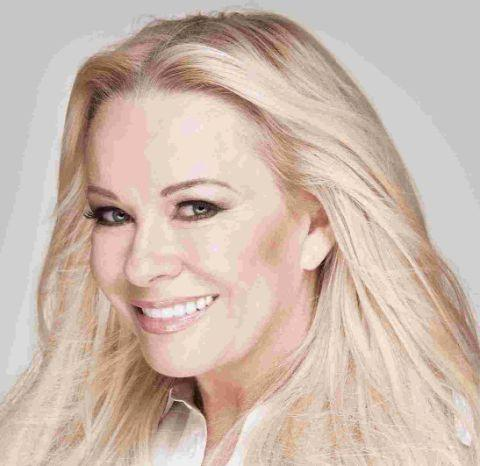 BRIDPORT-BOUND: Pamela Stephenson