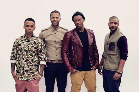 JLS bring arena tour to the BIC in 2013
