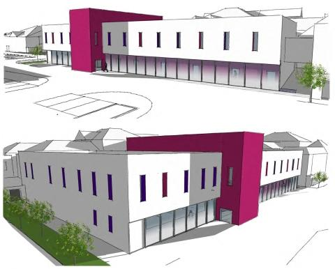 Revealed: designs for purpose-built unit funded by Jigsaw Appeal
