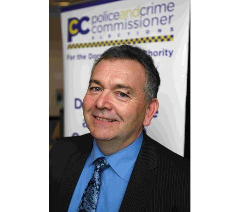 Dorset Police Commisioner unveils crime plan for Dorset