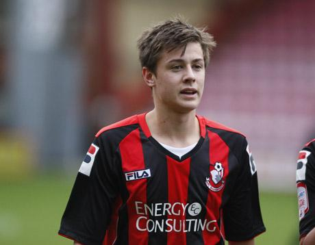 CHERRIES DEAL: Harry Cornick