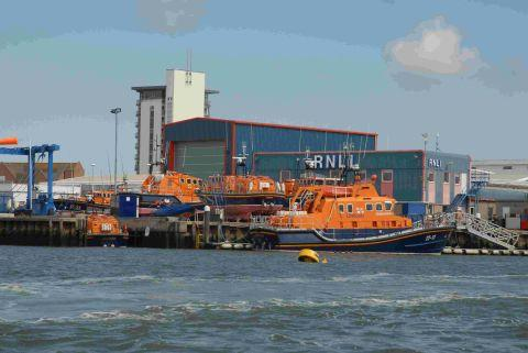 £11m RNLI development gets go-ahead