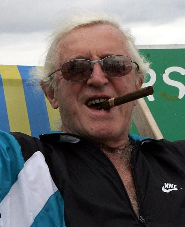 Disgraced Jimmy Savile struck in Dorset