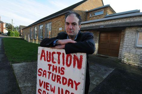 Weymouth auction goods stolen
