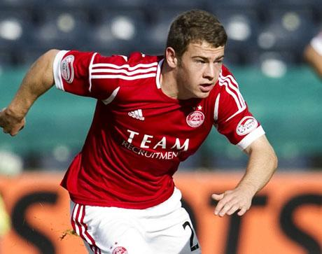 INJURED: Ryan Fraser