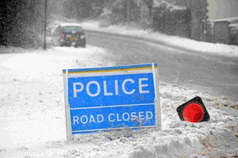SNOW CHAOS: Dorset braced for icy conditions