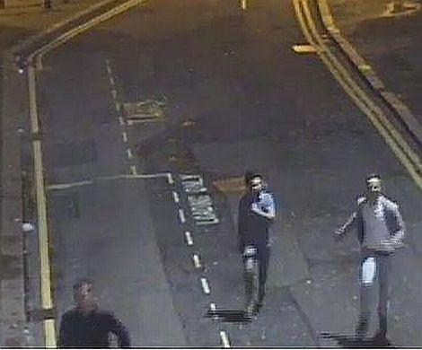 Three men wanted in connection with assault in Bournemouth