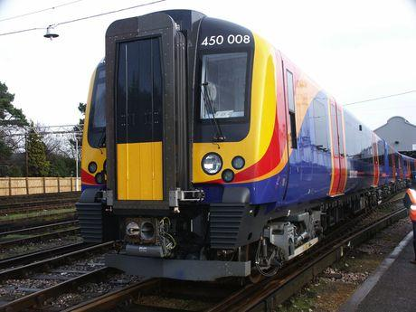 DELAYS: South West Trains