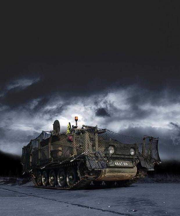 Amsafe wins MOD contract to protect army vehicles