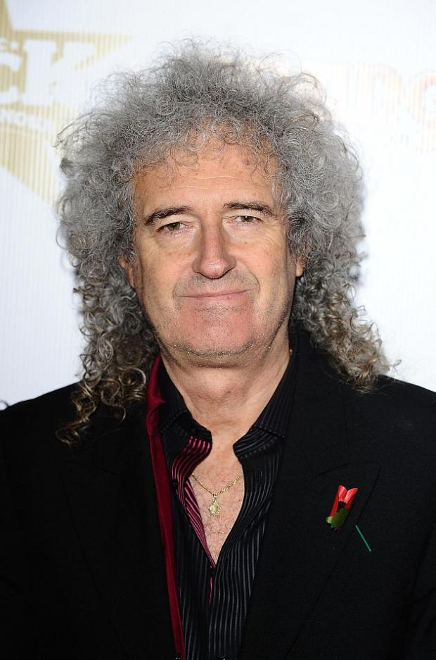 Brian May came to Dorset to talk about his conservation plans