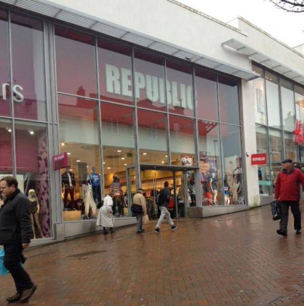 Republic's Bournemouth store