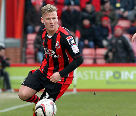 GOAL THREAT: Matt Ritchie has faith in strike force