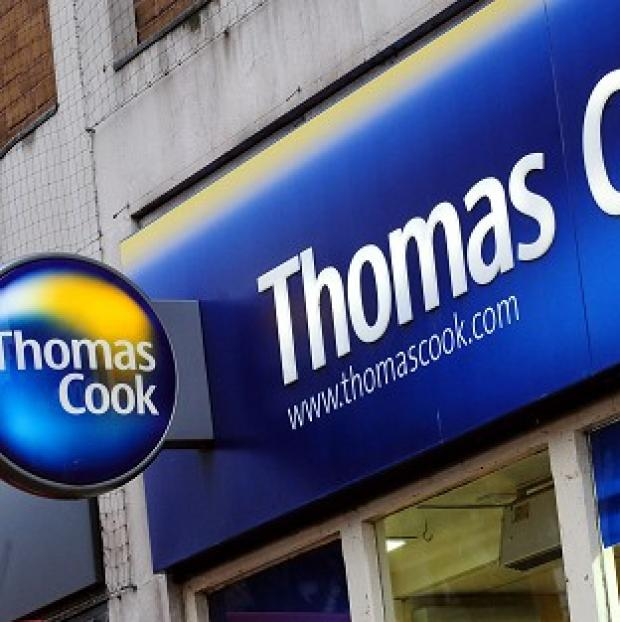Thomas Cook set to axe 2,500 jobs