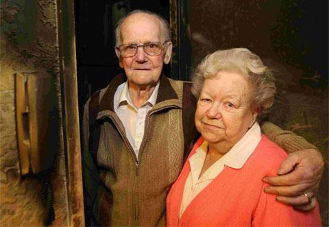 Maurice and Doreen Smithers