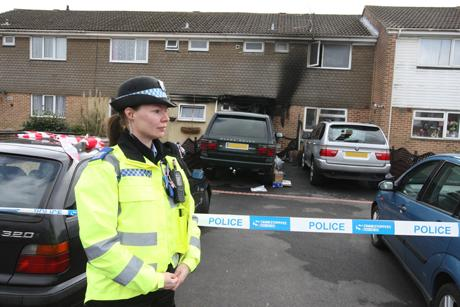 Police investigating Bournemouth house fire